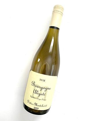 DIDIER MONTCHOVET Bourgogne Aligote 2018 France  (white wine)