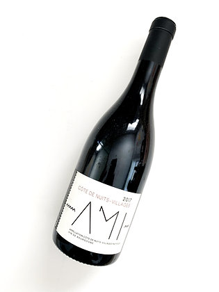 AMI Cote de Nuits Rouge 2017 Burgundy, France (red wine)