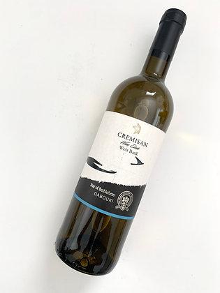 CREMISAN CELLARS MONASTERY Dabouki 2018 West Bank (white wine)