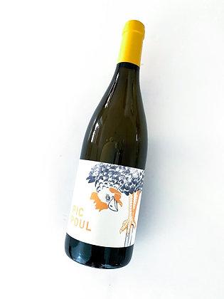 LES EQUILIBRISTES Picpoul de Pinet 2018 Languedoc, France (white wine)