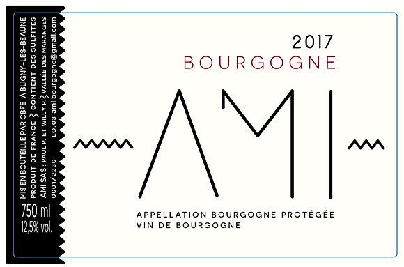 AMI Bourgogne Rouge 2017