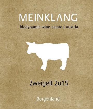 MEINKLANG Zweigelt 2017 Burgenland, Austria (red wine)