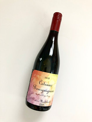 DIDIER MONTCHOVET Coteaux Bourguignons Gamay 2018 Burgundy, France (red wine)