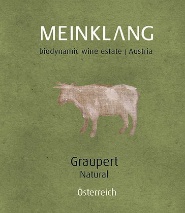 MEINKLANG Graupert Pinot Gris 2017 Burgenland, Austria (orange wine)