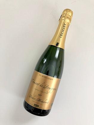 DIDIER MONTCHOVET Cremant de Bourgogne Blanc de Blanc 2018 (sparkling)