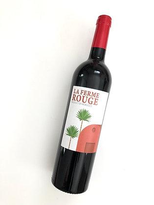 LA FERME ROUGE Terre Rouge 2017 Zaër, Morocco (red wine)