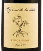 RACINES DE LA TERRE Pinot Noir 2018 Languedoc, France (red)