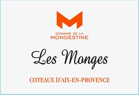 DOMAINE DE LA MONGESTINE Les Monges Blanc 2018 Provence, France (white)