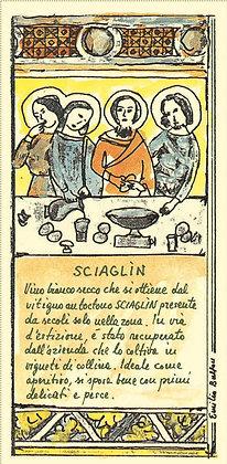 EMILIO BULFON Sciaglin 2018 Friuli, Italy (White Wine)