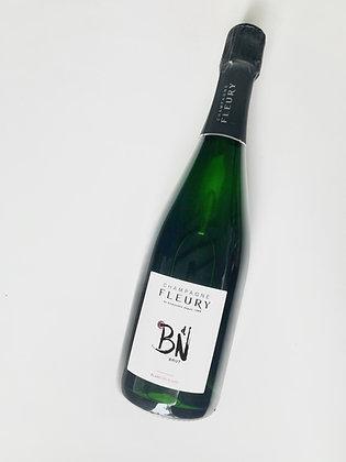 CHAMPAGNE FLEURY Blanc de Noirs Brut NV  Champagne, France (sparkling white)