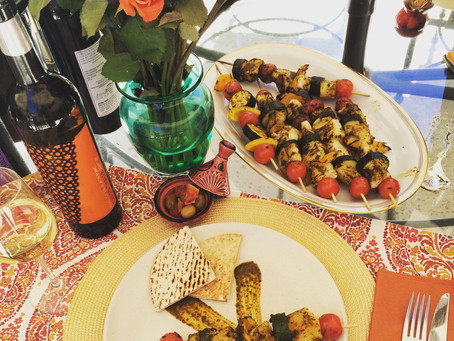 Moroccan Wine featured in the Los Angeles Times