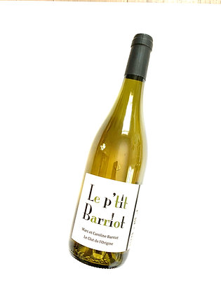 MARC BARRIOT Le P'tit Barriot White 2018 Roussillon, France (white wine)