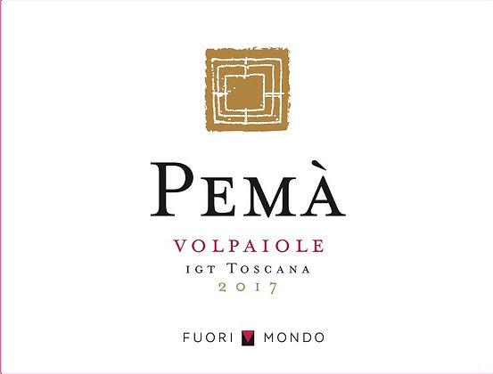 FUORI MONDO 'Pema' Cabernet Sauvignon in Amphora 2017 Tuscany, Italy (red)
