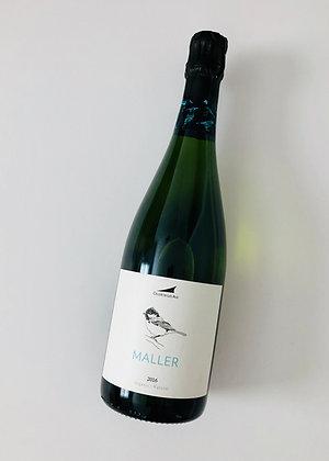 ALTA ALELLA 'Maller' Cava Brut Nature 2016 Catalunya, Spain (sparkling)