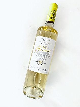 LA FERME ROUGE Le Blanc Kosher 2018 Zaër,Morocco (white wine)