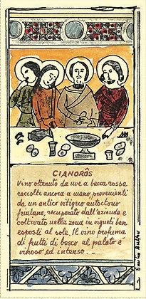 EMILIO BULFON Cianoros 2015 Friuli, Italy (Red Wine)
