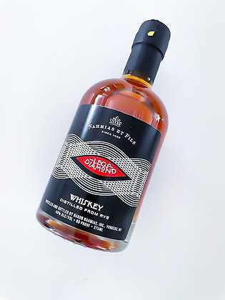 BARON NAHMIAS Aged 100% Rye Whisky (375ml)