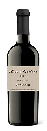 LUSU CELLARS Carignan 2017 Antioch, CA (red wine)