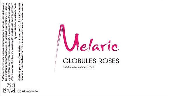 MELARIC Globules Roses 2016 Loire, France (sparkling)
