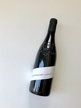CLOS DE CAVEAU Vacqueyras 'Fruit Sauvage' 2016 Rhone, France (red)