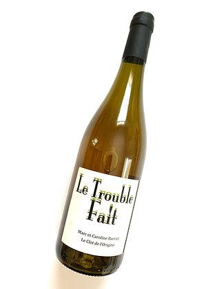 MARC BARRIOT Le Trouble Fait 2019 Roussillon, France (orange wine)