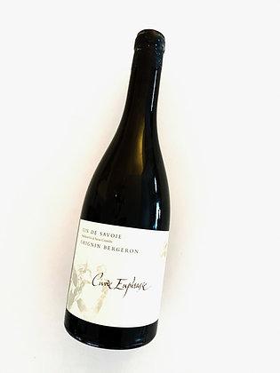 """DOMAINE DU CELLIER DES CRAY """"Euphrasie"""" 2015 Savoie, France (white wine)"""