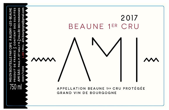 AMI Beaune 1er Cru Rouge 2017