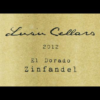 LUSU CELLARS 'Single Leaf Vineyard' Zinfandel 2016 Antioch, California (red)