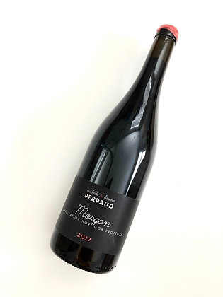 """MAISON PERRAUD Morgon"""" Grand Cras""""  2017 Beaujolais, France (red wine)"""
