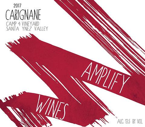 AMPLIFY Carignan 2016 Santa Ynez Valley, CA (red)