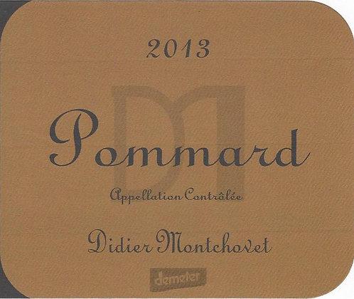 DIDIER MONTCHOVET Pommard 2015 Burgundy, France (red wine)