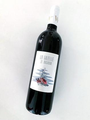 DOMAINE DU VAL D'ARGAN La Gazelle Noire 2019 Essaouira, Morocco (red wine)