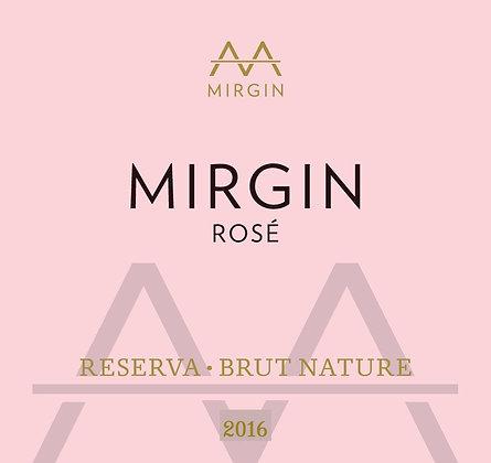 ALTA ALELLA Mirgin Cava Rosé Reserva 2017 Catalunya, Spain (sparkling) MAGNUM
