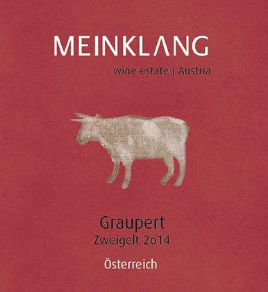MEINKLANG Graupert Zweigelt 2015 Burgenland, Austria (red wine)