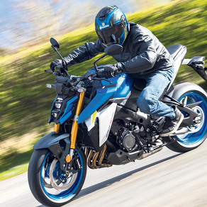 大動力、低門檻 - 2021 SUZUKI GSX-S1000 發表
