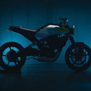 它,會是首款可換電的電動摩托車!?Husqvarna E-Pilen概念電動車