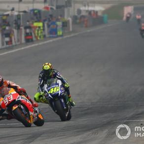談Rossi退休,Marquez鬆口:『這是MotoGP的一大缺憾』