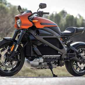 電動世代、不變的美利堅 - Harley-Davidson LiveWire
