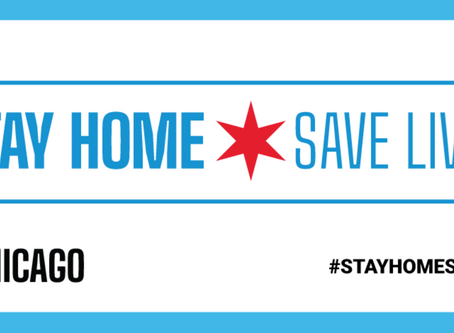 Coronavirus Hits Our Chicago Home | El coronavirus llega a nuestra casa de Chicago