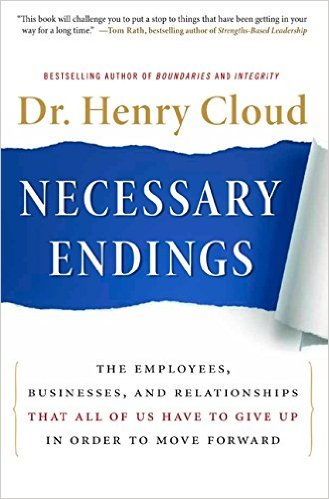 DR HENRY CLOUD NECESSARY ENDINGS