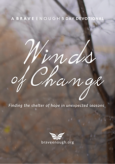 Wind of Change - % Day Devotional Challe
