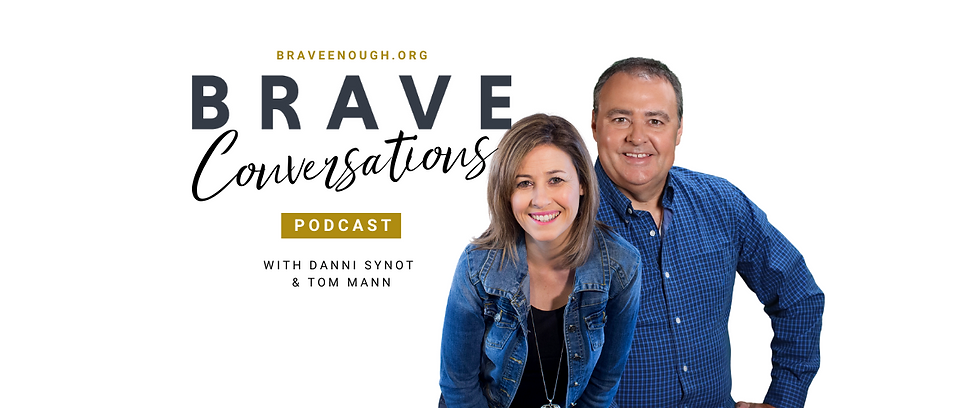 Copy of Brave Conversations - Danni & To