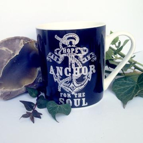 Hope as an Anchor Mug