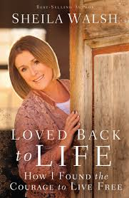 SHIELA WALSH LOVED BACK TO LIFE