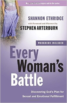 SHANNON ETHERIDGE EVERY WOMANS BATTLE