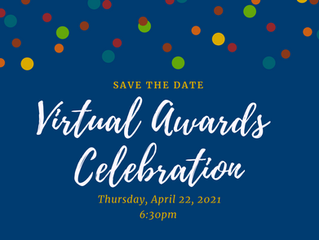 Spring Awards Event to be held Virtually