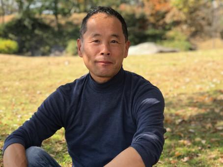 元淡路市教育委員会 部長 西岡 正雄 先生