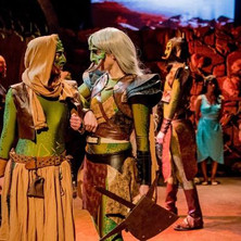 A Princess of Mars, Otherworld Theatre