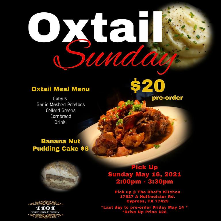 Oxtail Sunday