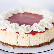 Thanksgiving cheesecake orders need to b